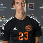 Kailum Nicolson, WolfPack Men's Soccer