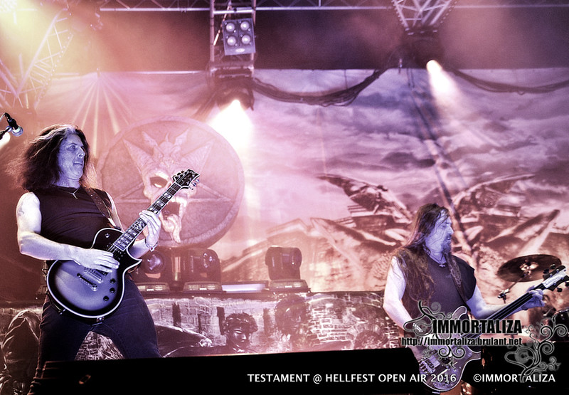 TESTAMENT @ HELLFEST OPEN AIR 2016 CLISSON FRANCE 29059593664_355467614a_c