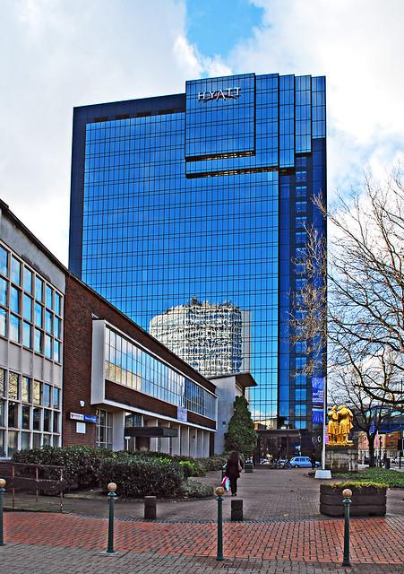 Hyatt Hotel Birmingham Parking