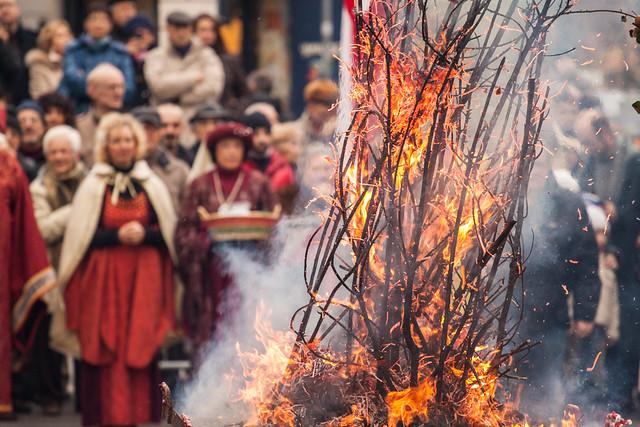 Confuoco 2012 a Savona