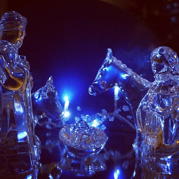 Image De Noel Jesus.Merry Christmas Joyeux Noel Jesus Marie Vierge Mar