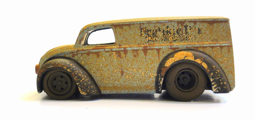 "Truck For Sale >> Jada Toys ""For Sale"" Div Cruiser (Panel) 1/64 Diecast Truc… 