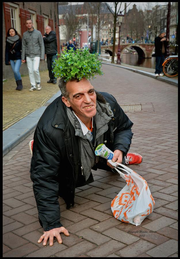 man amsterdam