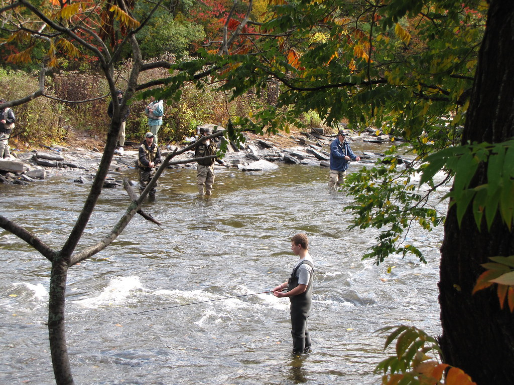 Salmon river festival fishing derby oswego county ny for Salmon river ny fishing map