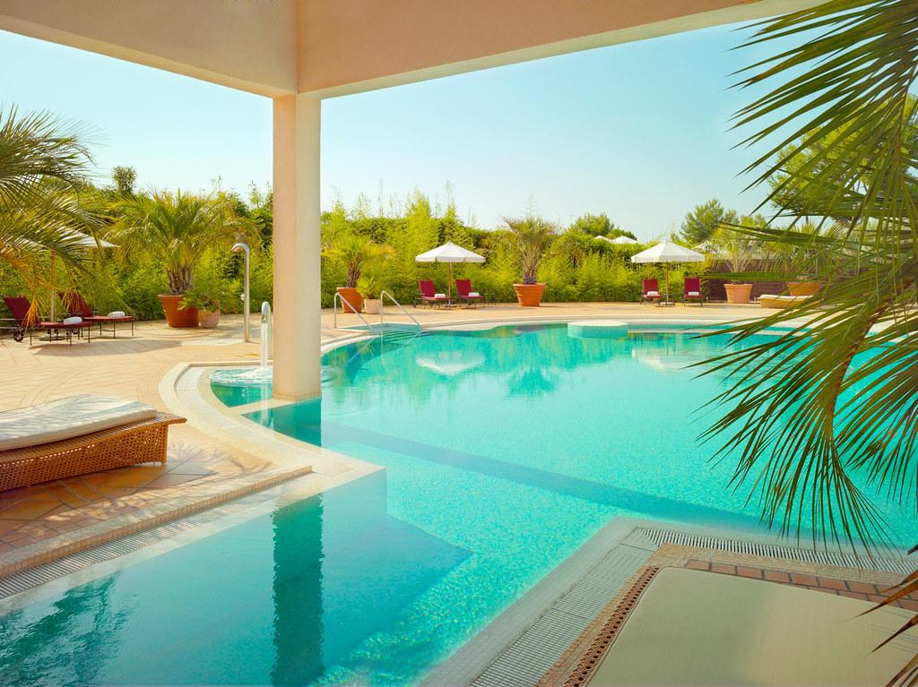 the st regis mardavall mallorca resort exterior swimming flickr. Black Bedroom Furniture Sets. Home Design Ideas