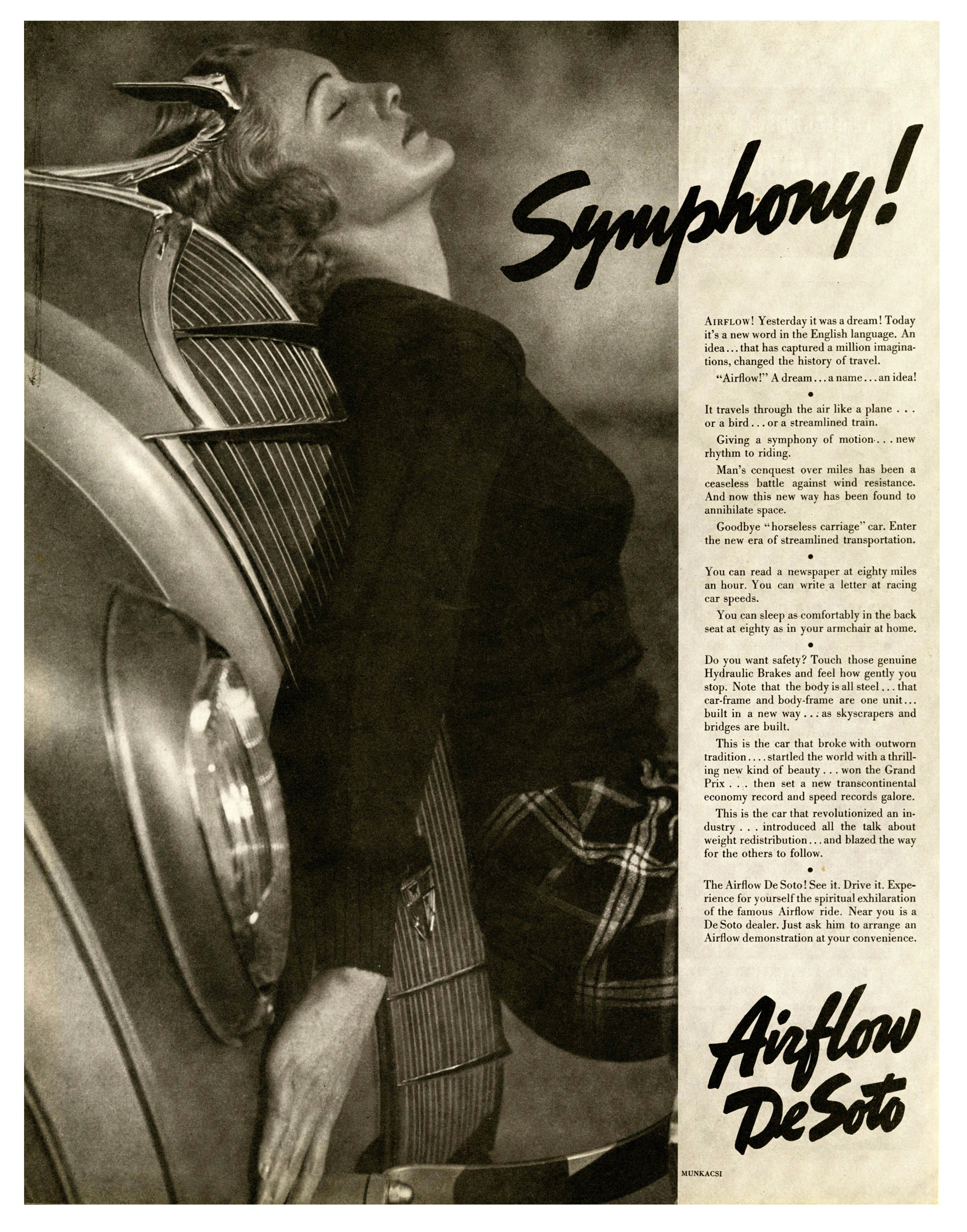 1935 De Soto Airflow
