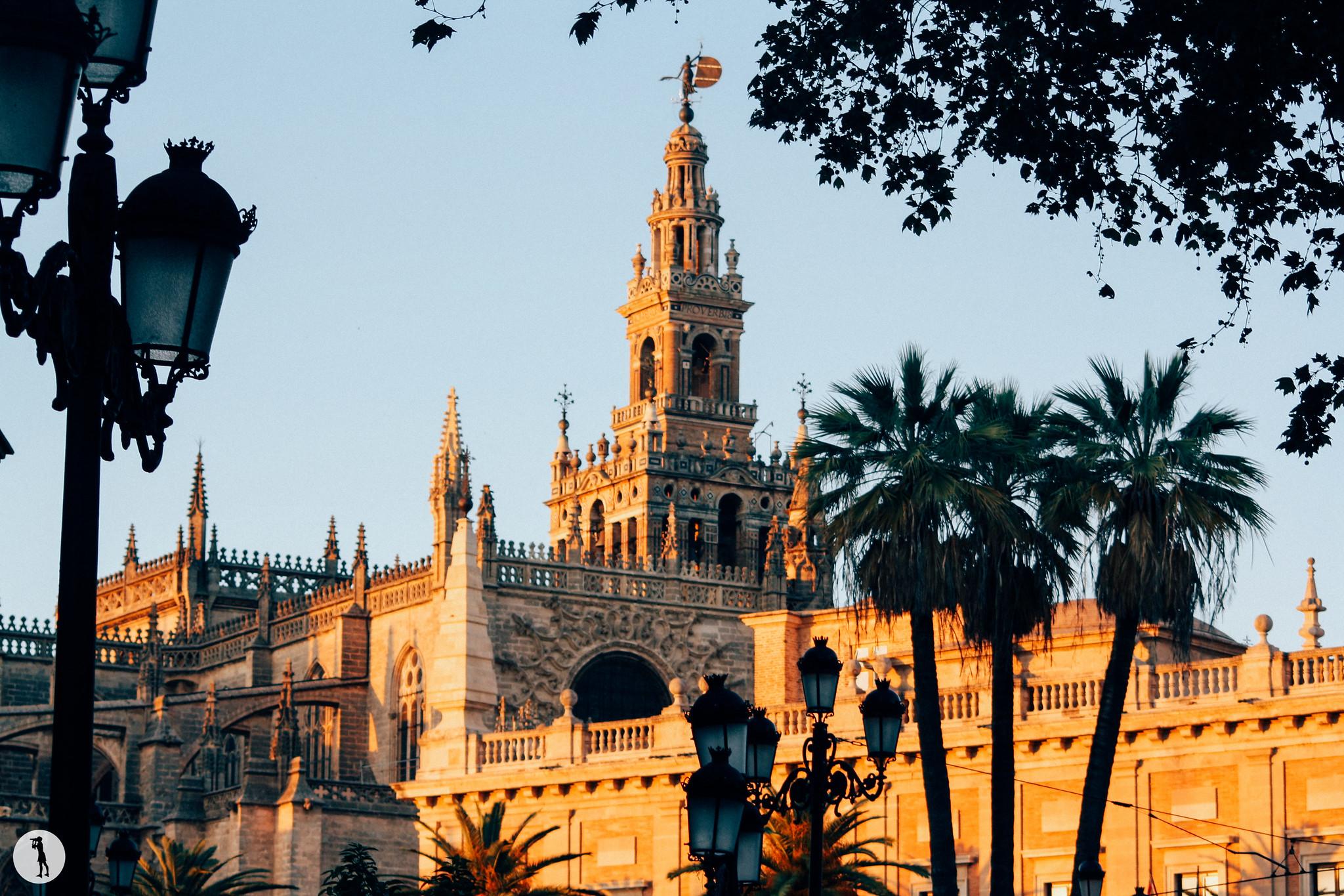 Voyage: Sevilla, Semaine Sainte (2012)