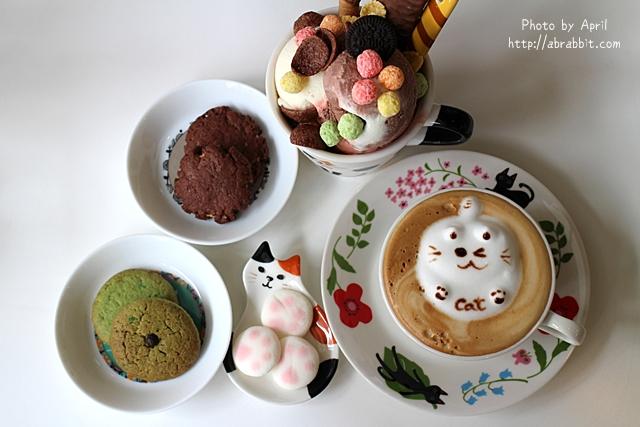 台中美食|朵喵喵咖啡館–愛貓人士請進,這裡是貓咪中途之家、台中貓餐廳、貓咖啡廳@東區 自由路