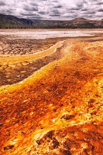 Grand Prismatic Spring - Yellowstone National Park | by The Shared Experience