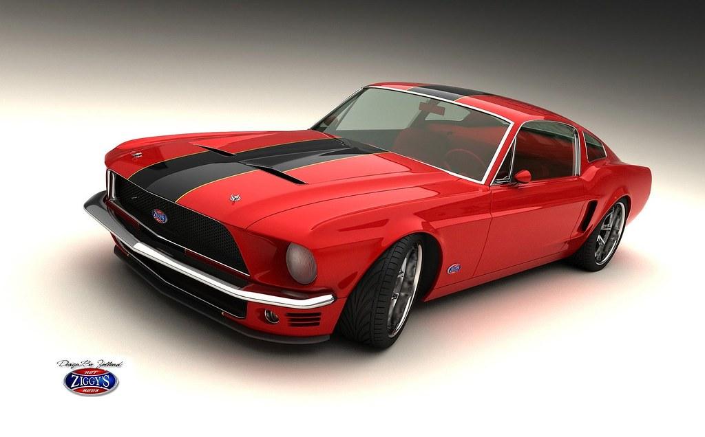 Pro Touring Mustang >> Bo Zolland Design Pro-Touring Mustang | pinterest.com/pin/19… | Flickr