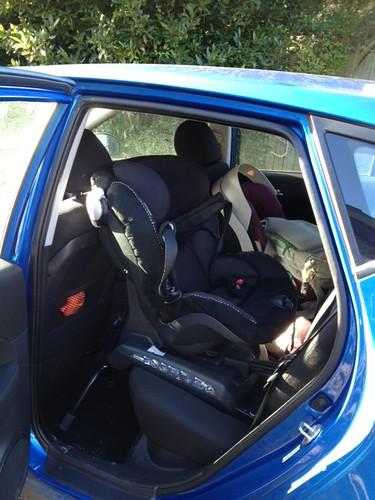 Hyundai I30 Isofix