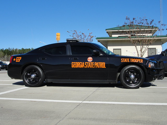 Georgia State Patrol Dodge Charger Flickr Photo Sharing