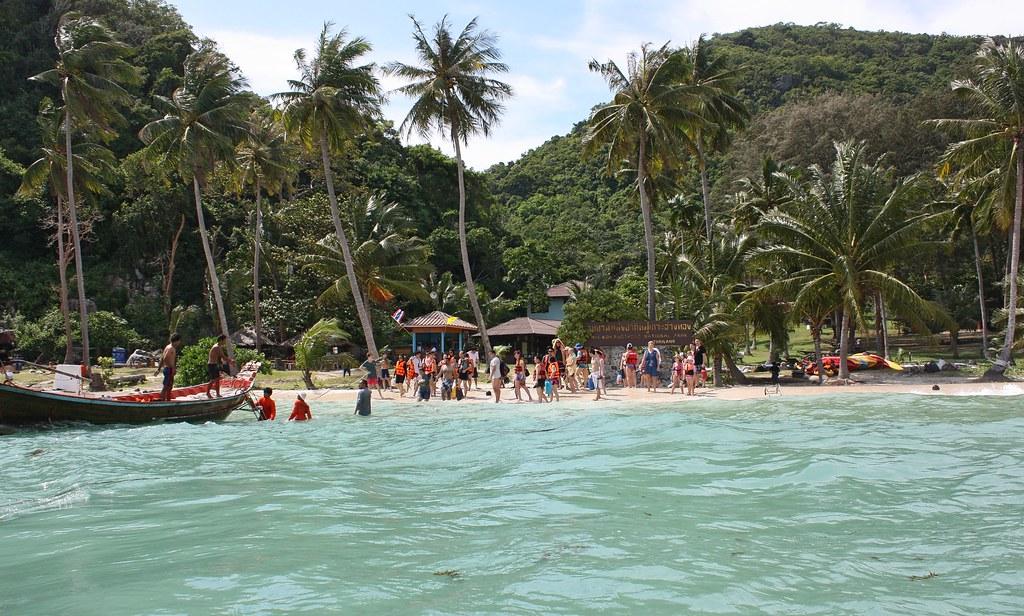 Favori Koh Wua Ta Lap | Leaving the island (Koh Wua Ta Lap) by long… | Flickr AW37