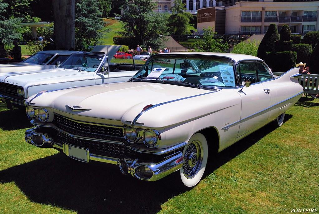 1959 Cadillac 62s Coupe Deville Forges Les Eaux Eric