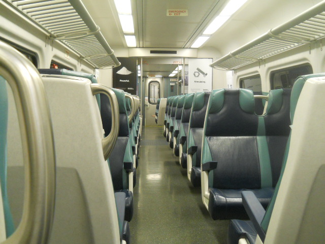 Lirr M7 Interior Youngking2010 Flickr