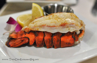 Add-on Lobster Tail at Woolley's Steakhouse ~ Bloomington, MN | by sweetsauer