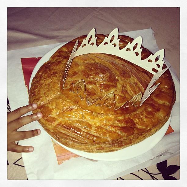 Piphanie qui sera le la roi reine galette des rois flickr - Epiphanie galette des rois ...