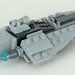 75007 Republic Attack Ship and Coruscant