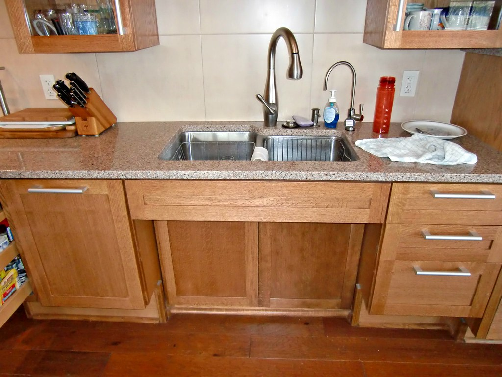 Install Sink In Kitchen Island