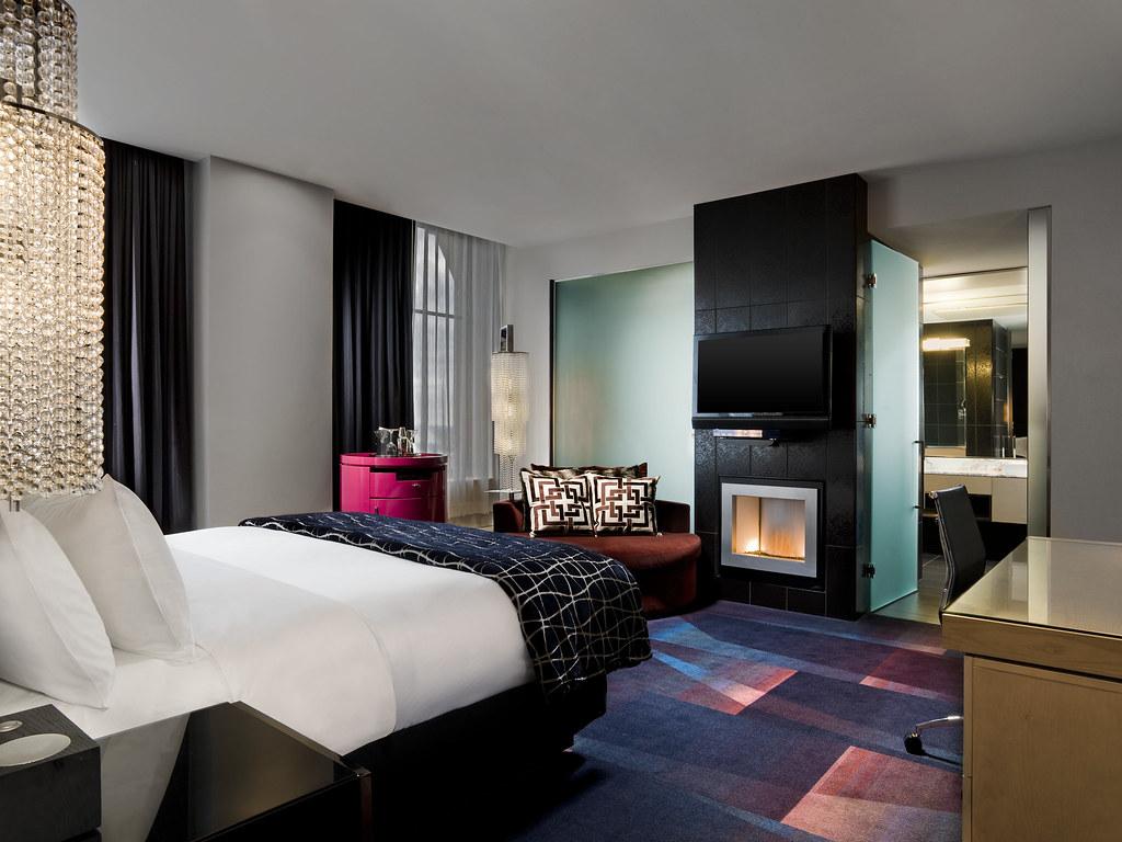 Living Room W Hotel Minneapolis
