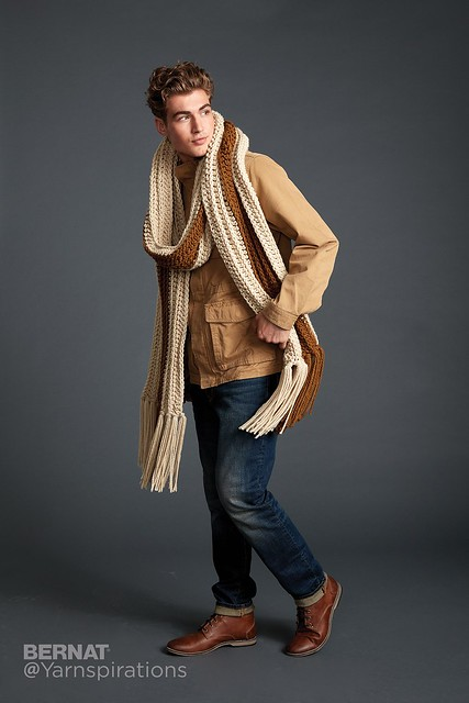 Free Super Scarf patterns