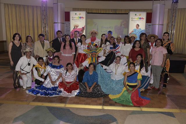 Fiesta Panamericana - Lanzamiento
