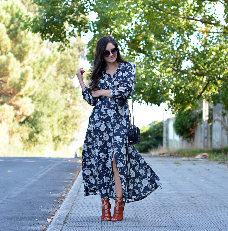zara_ootd_lookbook_street style_floral dress_02