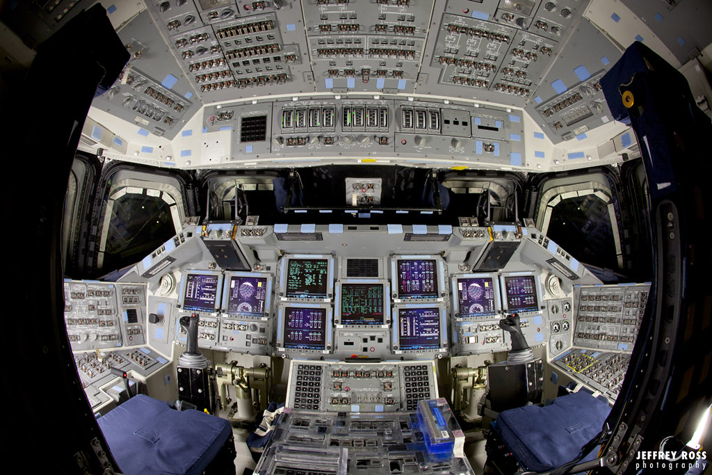 space shuttle home cockpit - photo #38