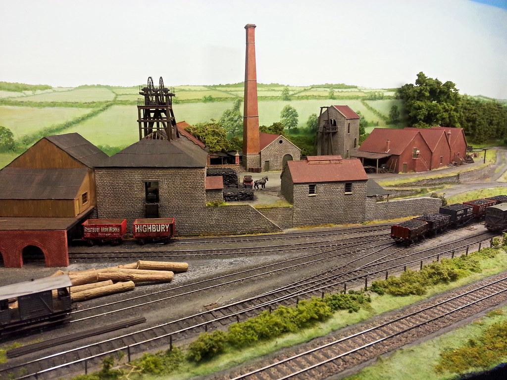 Train Model Design: English model railway layouts