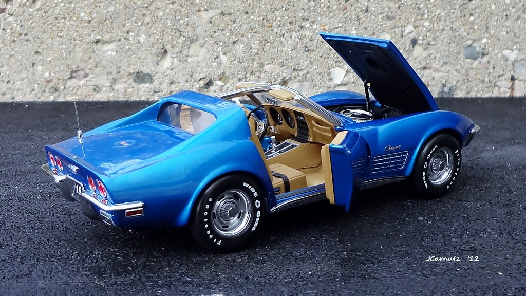 1970 Chevrolet Corvette Stingray Lt1 T Top Sport Coupe