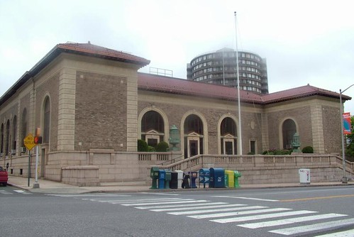 Stamford, CT: Atlantic Avenue Station post office | by PMCC Post Office Photos