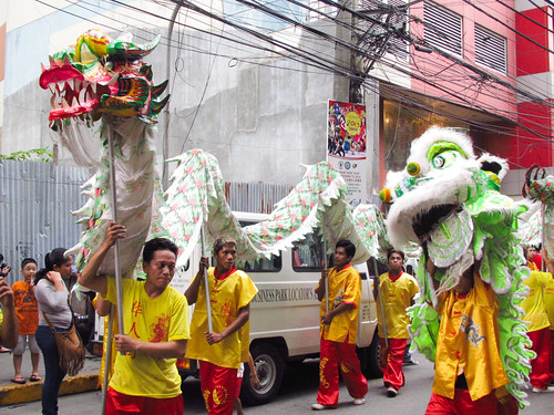Dragon Dancers 1 | by rockerfem