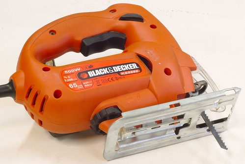 Black & Decker KS888E Jig Saw | by dvanzuijlekom