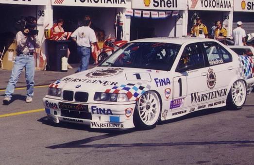 12 1995 Macau Guia Race Bmw 320i Warsteiner Golden Eye 007