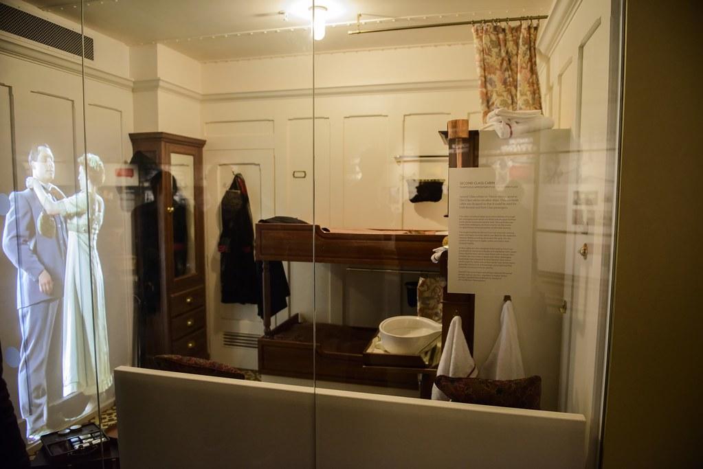Second Class Cabin In Titanic