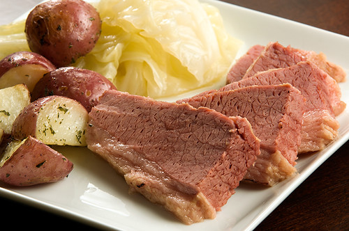 Bock Brined Corned Beef | by He Cooks ~ She Cooks
