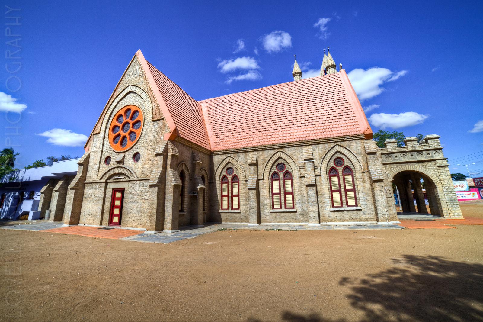 Coles Centennial Baptist Church (Kurnool)