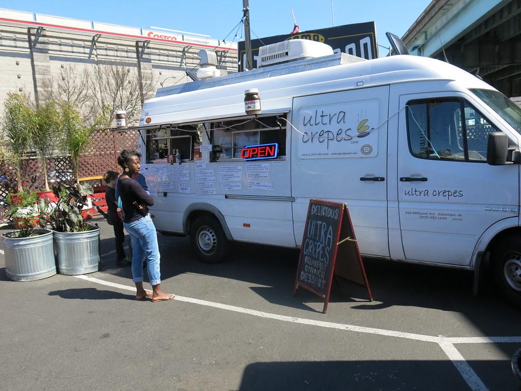 Soma Streat Food Park San Francisco Ca United States