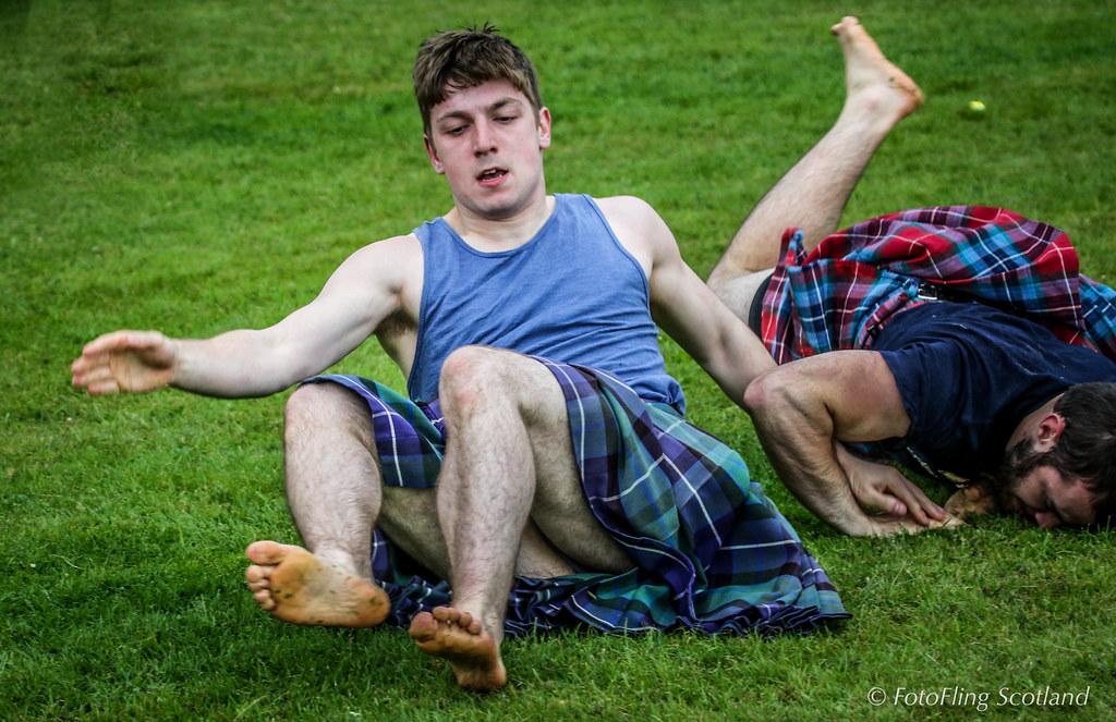 Naked Scottish Lads