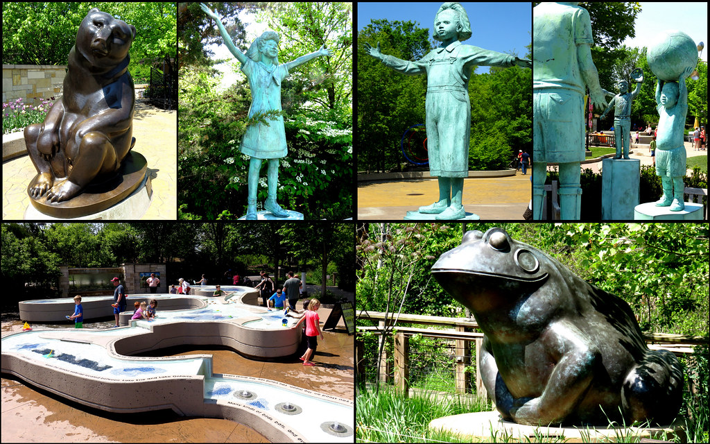 01 Grand Rapids MI - Frederik Meijer Gardens - Children\'s … | Flickr