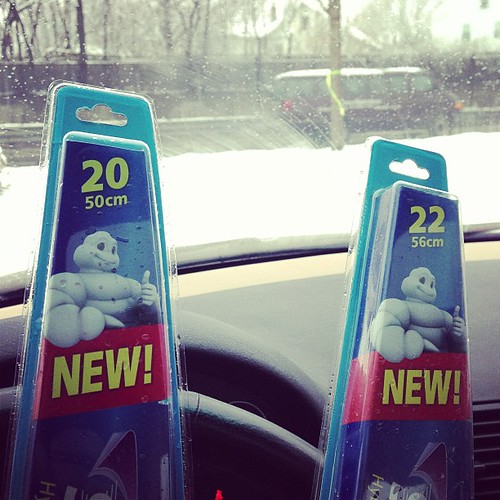 New Wiper Blades! | by stevegarfield