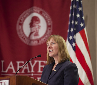 Alison R. Byerly | by Lafayette College