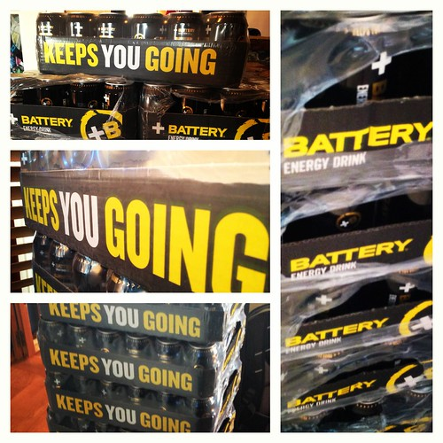 Untitled | by Battery Energy Drink