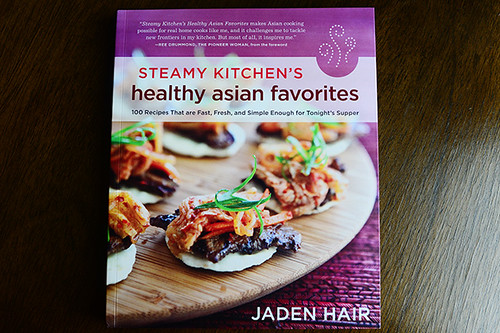 Steamy Kitchen S Healthy Asian Favorites