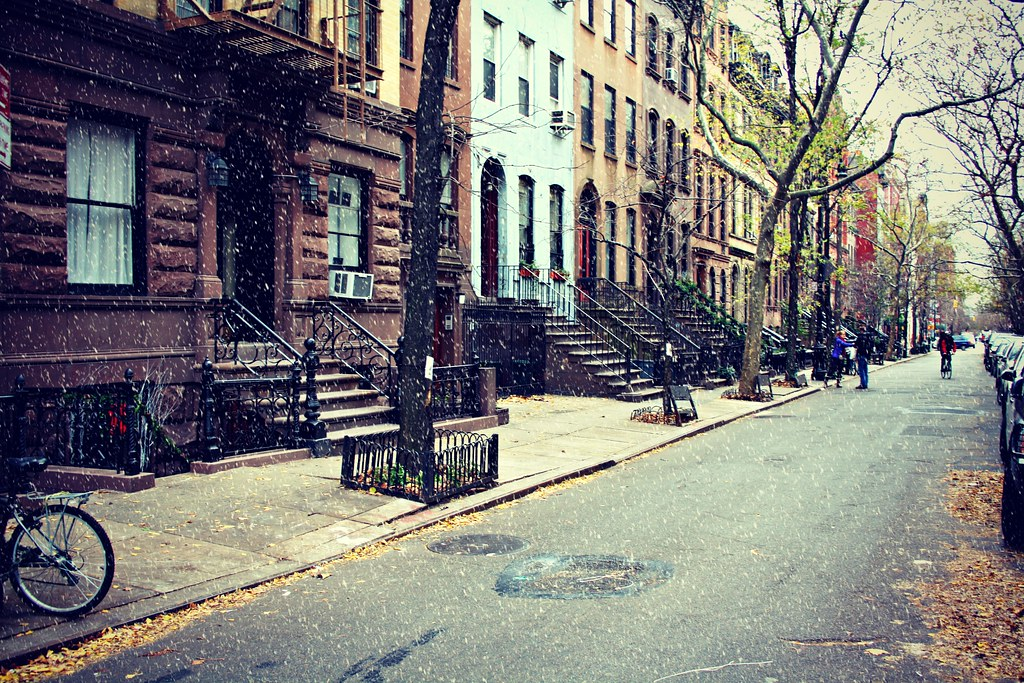 New york street life instagram com flaviosarescia sunshin