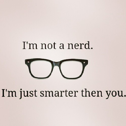 how to get a nerdy girl to like you