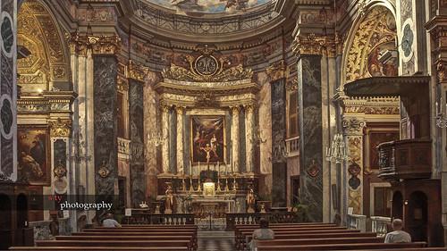 Église de l'Annonciation - церкви Ниццы, достопримечательности Ниццы