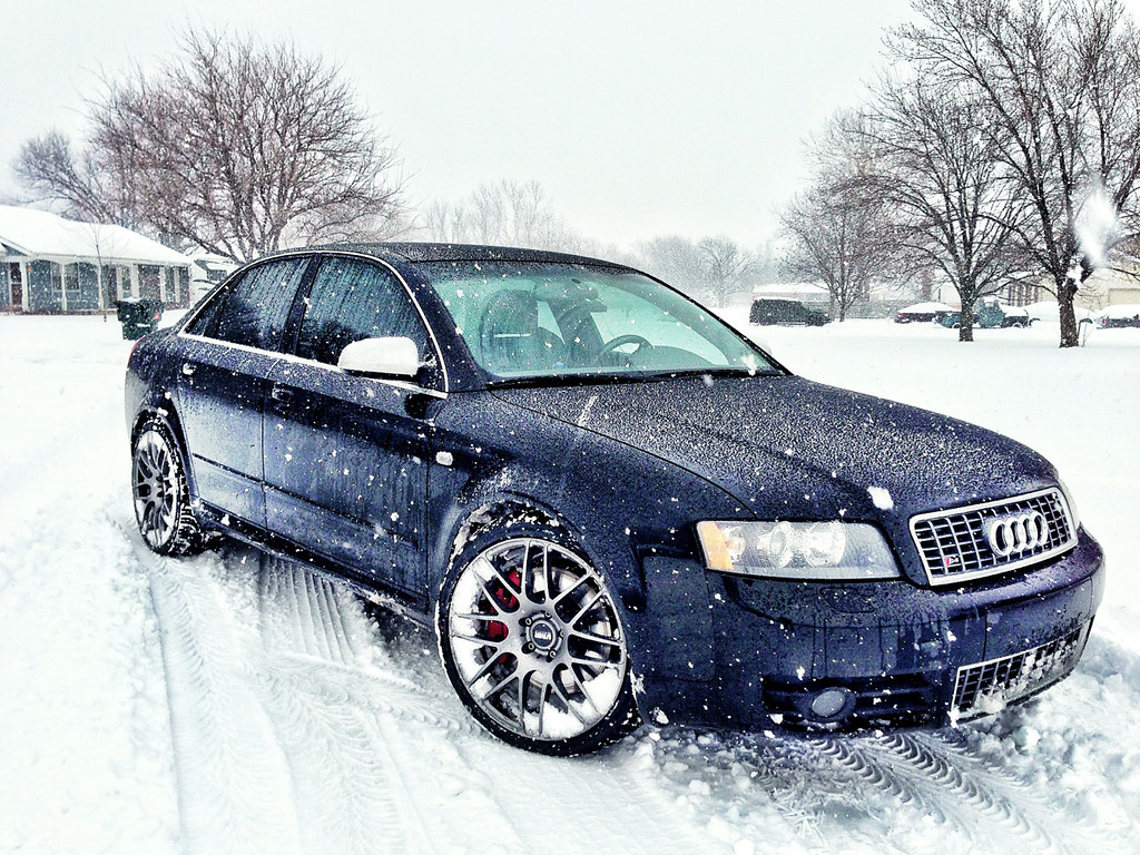 2014 Audi A6 TDI: Snow Day - Reviewed.com Cars