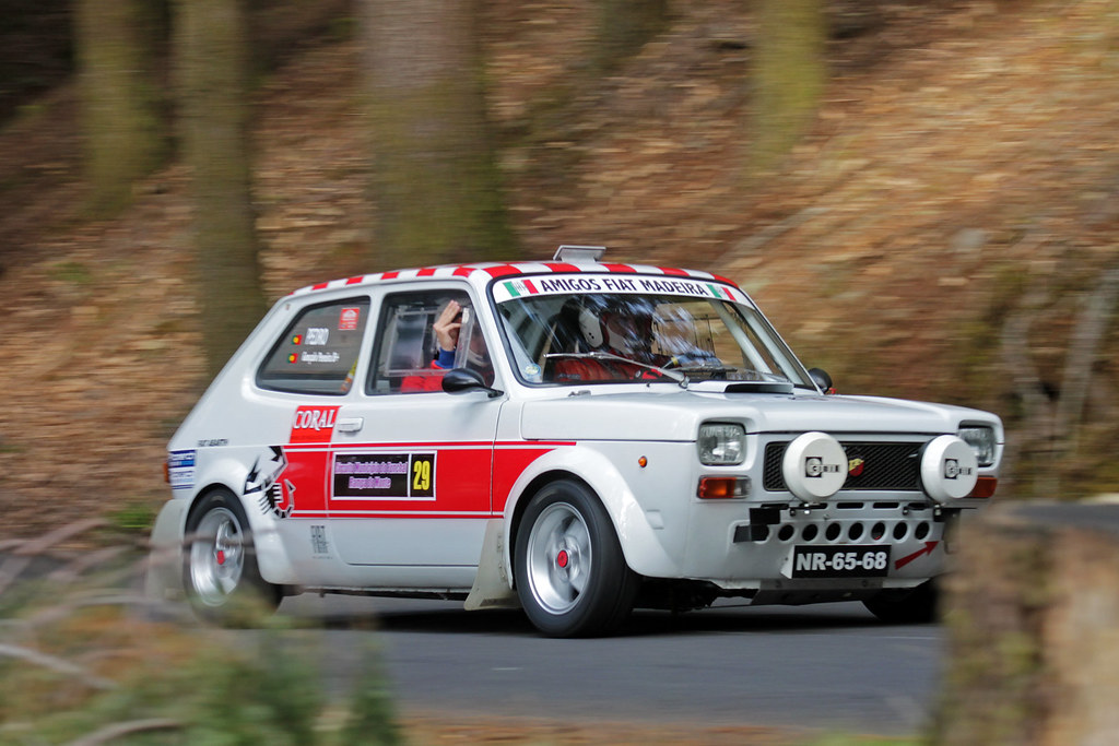 Fiat 127 Abarth Rampa Do Monte 2013 See More Pictures