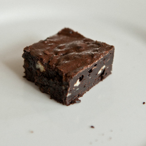 Alice Medrich cocoa brownie | by Joanne Bouknight